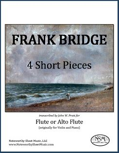 Bridge 4-Short-Pieces Fl-or-Afl nsm