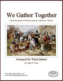 Cover We-Gather-Together WW5 NSM