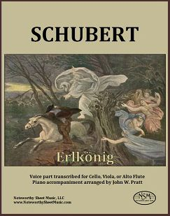 Schubert Erlking Duo NSM