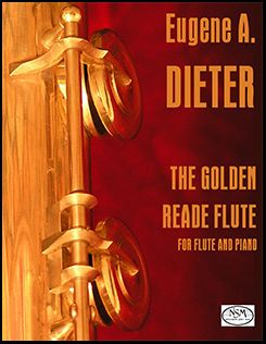 dieter the golden reade flute nsm