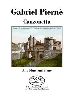 pierne canzonetta cover 240px